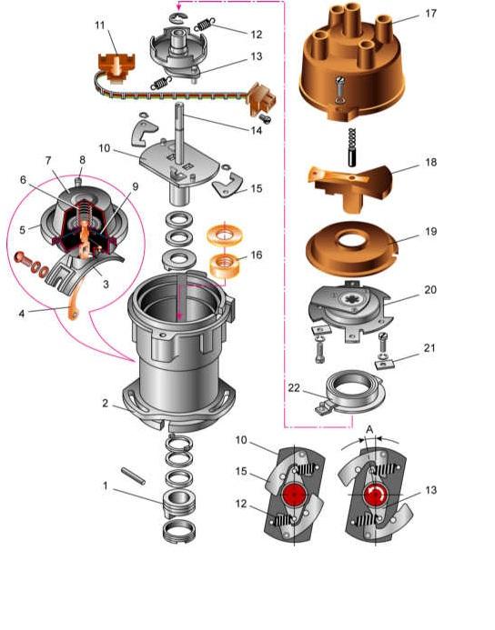 зажигание ваз09-1